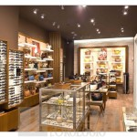 Nuovo flagship store Fossil