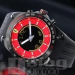 Il nuovo cronografo Ferrari Lap-Time