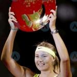 TAG Heuer e la vittoria di Maria Sharapova a Tokyo