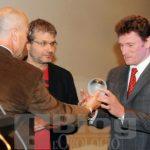 Robert Greubel e Stephen Forsey  vincitori del Premio Gaїa 2009