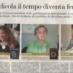 Intervista a Dody Giussani sul Corriere della Sera, domani in edicola
