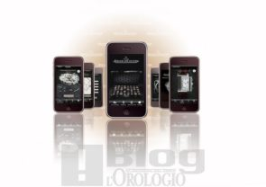 Jaeger-LeCoultre Applicazione iPhone