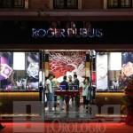 Roger Dubuis annuncia l'apertura della sua prima boutique in Cina