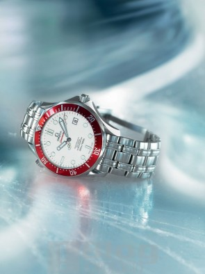Omega Seamaster Vancouver 2010 Limited Edition