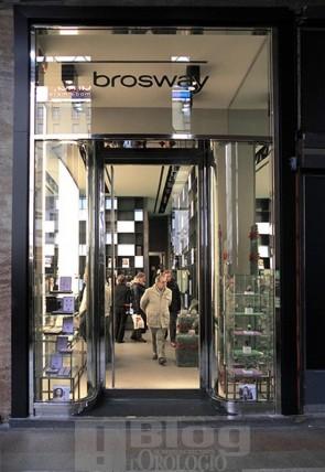 Flagship Store Brosway di Milano
