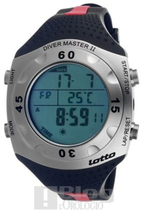 Lotto Dive Meter – Master II