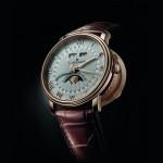 A BaselWorld Blancpain presenta il nuovo Villeret Phase de Lune