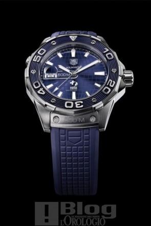 Aquaracer 500M Calibre 5 Leonardo DiCaprio Limited Edition