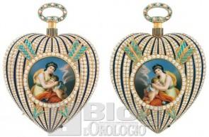 """Patek Philippe Museum """"Lo specchio della seduzione. Prestigiose coppie di orologi cinesi"""""""