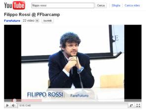 Filippo Rossi - direttore di Farefuturo Web Magazine