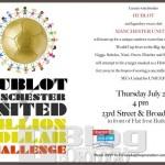 Un calcio da un milione di dollari con Hublot
