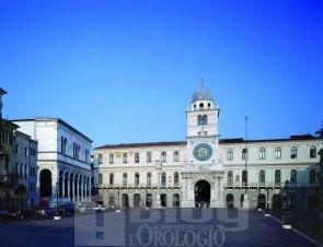 Piazza dei Signori e Torre dell'Orologio