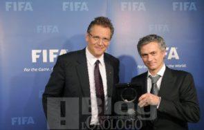 Premio a José Mourinho