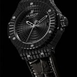 Hublot – Orologi in ceramica: Big Bang Caviar Black