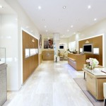 Omega  – Riapertura della boutique di Via Montenapoleone 25