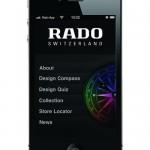 Rado – Applicazione iPhone