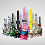 Swatch – Gli orologi Kidrobot for Swatch