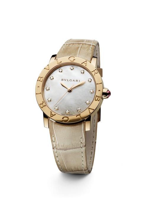 La collezione di orologi femminili bulgari bulgari for Collezione bulgari