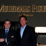 Audemars Piguet – Celebrità al Sihh 2012