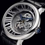 Cartier – Sihh 2012: Rotonde de Cartier Cadran Lové Tourbillon