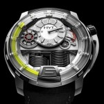 HYT Watches – BaselWorld 2012: H1 in anteprima video