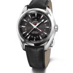 Omega – BaselWorld 2012: Seamaster Aqua Terra GMT