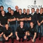 Corum premia i vincitori del Trofeo Jules Verne