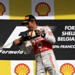 TAG Heuer – Jenson Button conquista SPA