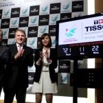 Tissot Cronometrista Ufficiale dei XVII Giochi Asiatici di Incheon 2014