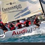 Eberhard & Co. e il Circuito Audi Italia Sailing Series