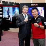Sector – Nuovi punti vendita e nuovo testimonial