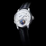 Jaeger-LeCoultre – Sihh 2013: Duomètre Unique Travel Time