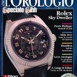 L'Orologio numero 215, copertina Marzo, in edicola!