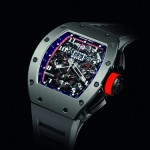 Nuova partnership per Richard Mille