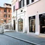 IWC – Apertura boutique monomarca a Roma