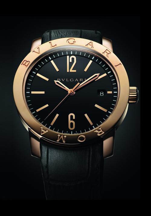 Bulgari baselworld 2013 orologi bulgari roma l 39 orologio for Collezione bulgari