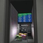 Apre a Milano il primo Swatch store temporaneo