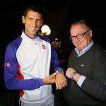 Audemars Piguet – Novak Djokovic incontra gli amanti dell'Alta Orologeria