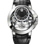 Harry Winston – Ocean Tourbillon Jumping Hour