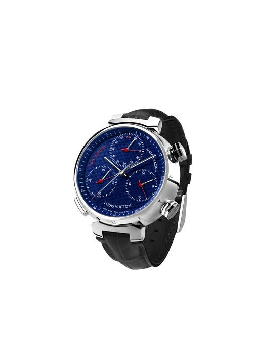 Louis vuitton l 39 orologio - Porta orologi louis vuitton ...