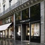 TAG Heuer – Nuova boutique a Parigi