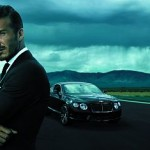 David Beckham è il nuovo volto di Bretling for Bentley