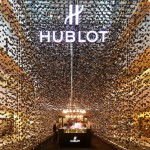 Premio al primo pop up store di Hublot