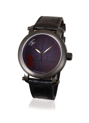 ZANNETTI_WATCHES_ARTCOLLECTION_BLACK_SKULL_ROSE