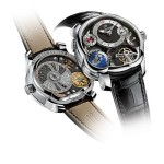 Greubel Forsey – GMT in platino