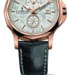 Corum – Admiral's Cup Legend 42 Meteorite Dual Time