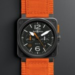 Bell & Ross – BR 03-94 Carbon Orange