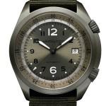 Hamilton – Khaki Pilot Pioneer Aluminum