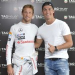 TAG Heuer – Cristiano Ronaldo e Jenson Button – Don't Crack Under Pressure