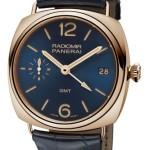 Panerai – Radiomir 3 Days GMT Oro Rosso – 47 mm